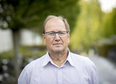 Leif Andersson, professor vid institutionen för medicinsk biokemi och mikrobiologi vid Uppsala universitet