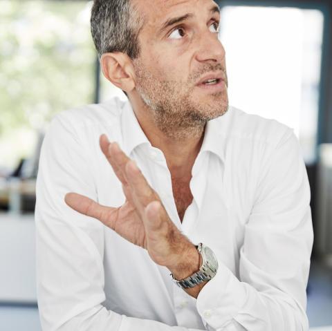 Geschäftsführer Markus Rech