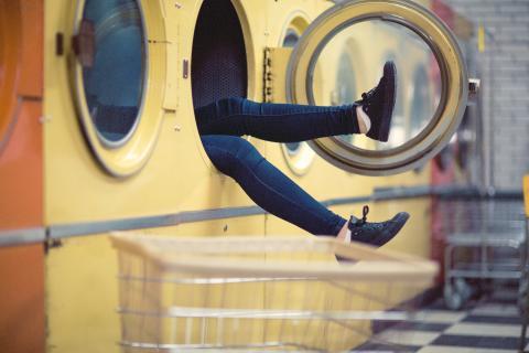 Undgå at lave denne vaskemaskine-bommert