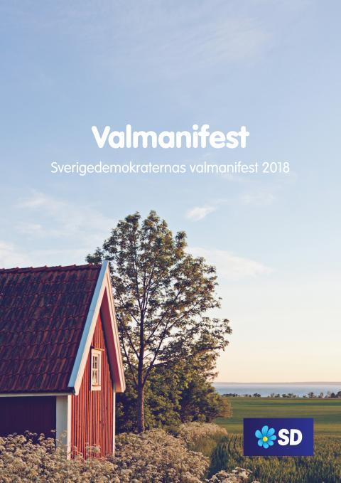Valmanifest 2018