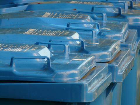Wegfall der öffentlichen Papiercontainer in Eberswalde