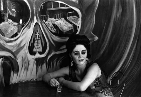 © Graciela Iturbide, Me City, 1969
