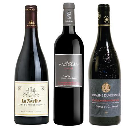 Tre exklusiva lanseringar från Frankrike