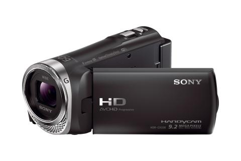 HDR-CX330