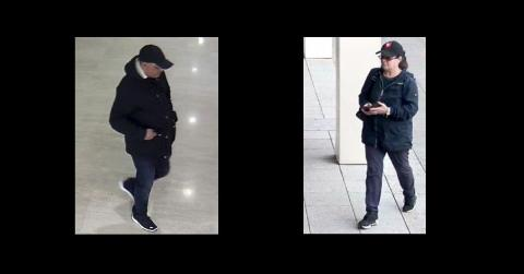 CCTV images released following theft – Milton Keynes