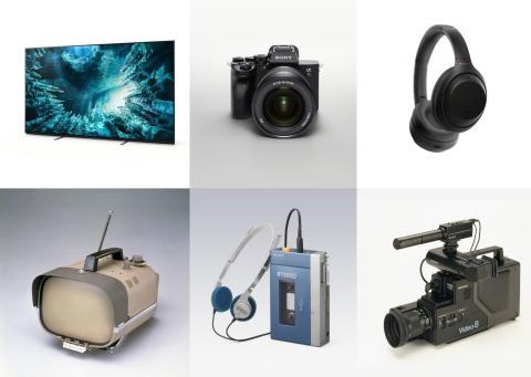 Sony feiert 60-jähriges Jubiläum: Von der Schweiz nach ganz Europa