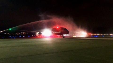 Norwegian inauguró ayer la ruta entre Londres y Río de Janeiro