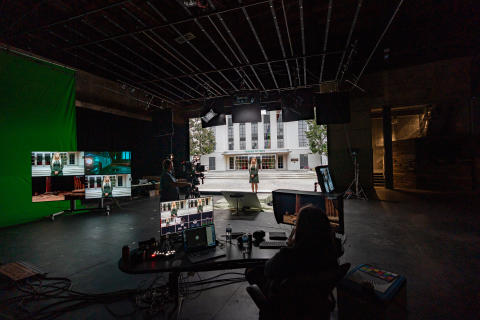 Virtual Production with Volumetric Real World Capture (1) ©Sony Innovation Studios