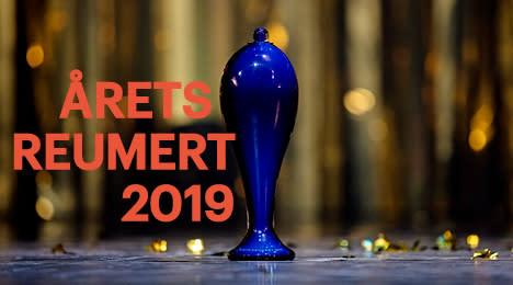 Ditte Hansen er vært ved Årets Reumert 2019