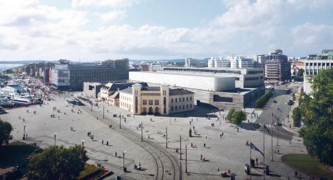 Nasjonalmuseet vil se kunstnere fra hele landet