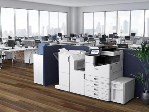A new force in enterprise printing has arrived  – Driving productivity with inkjet