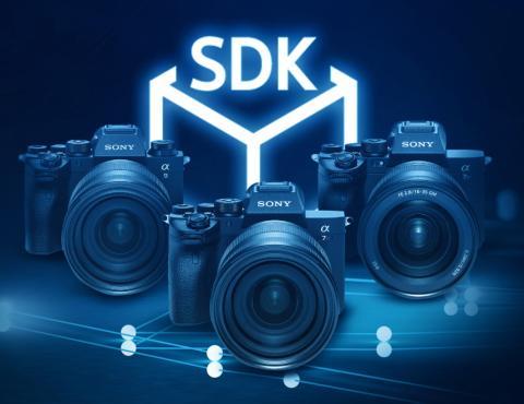 Sony vergroot functionaliteit van camera software development kit (Camera Remote SDK) en breidt aantal compatibele modellen uit