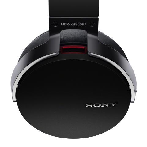Nowe słuchawki bezprzewodowe Sony z łączem Bluetooth®*. Dla ceniących wygodę i swobodę.
