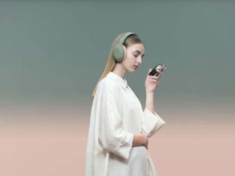 Dê mais cor à sua vida com os novos auscultadores h.ear da Sony e o novo Walkman® compatível com streaming