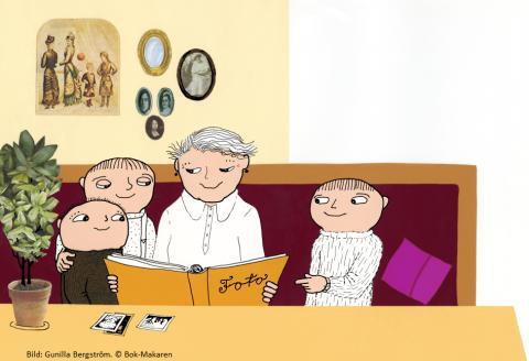 Minibokmässa på Alfons Åbergs Kulturhus