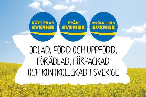 Svenskmärkning i topp i ny attitydmätning