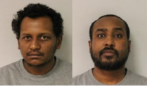 Two men who raped woman in Camden jailed
