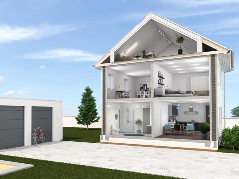 Hem och villa 1