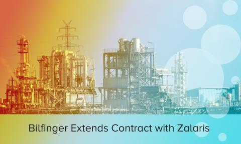 Bilfinger extends with Zalaris for HR and payroll services