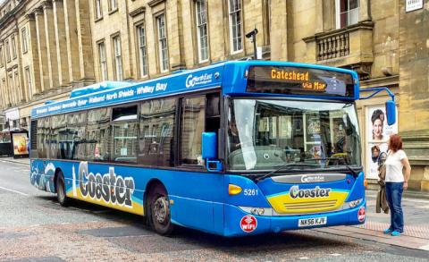 Changes to bus stops in Newcastle from 30 April