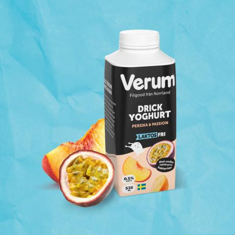 Verum Drickyoghurt Persika-Passion (2)