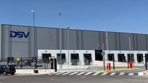 DSV in Spain keeps growing