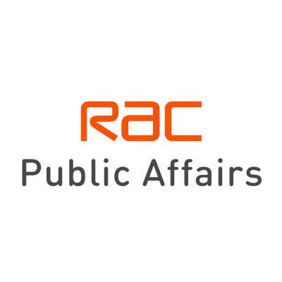 RAC public affairs logo 2019