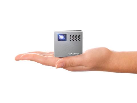 Miniprojektoren Cube
