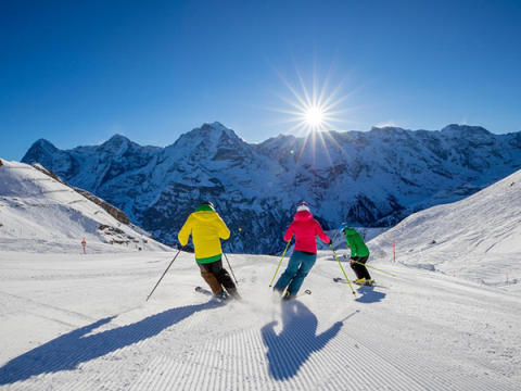 Skispass am Schilthorn