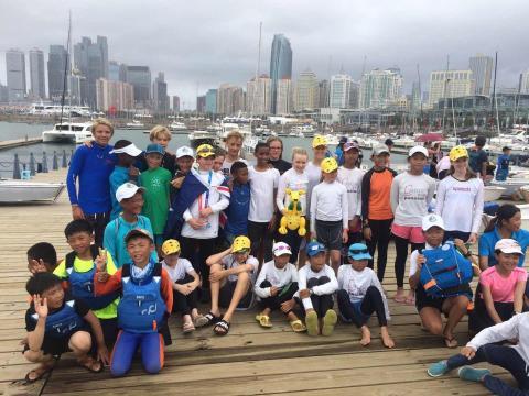 Qingdao Sailing Week 2018 _ China