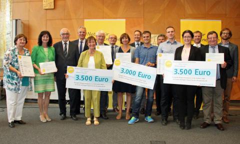Bürgerenergiepreis Unterfranken_Preisträger