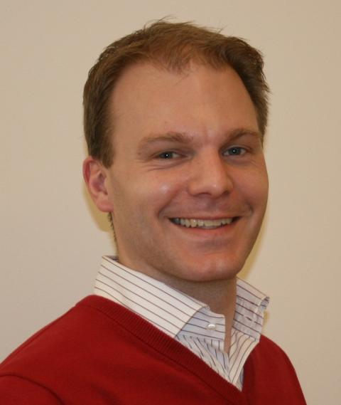 Robert Arktell, försörjningschef Primärvården