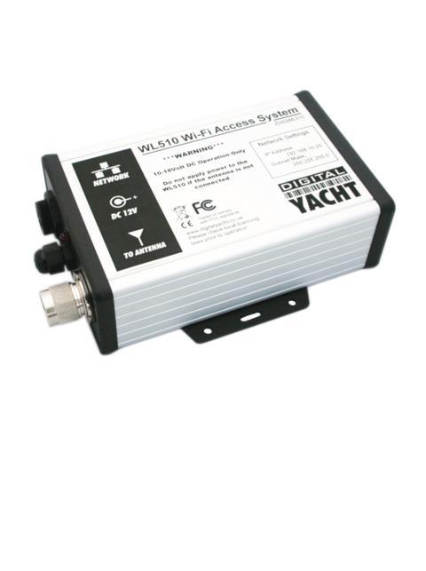 WL510 Hi-Power Wi-Fi System copy