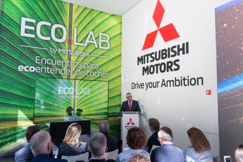 Mitsubishi Motors i Spania med EcoLab prosjekt – Kunnskapsløft for bærekraftig mobilitet