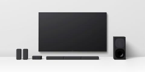 Sony dévoile le nouveau HT-S40R Découvrez la puissance  du son Surround