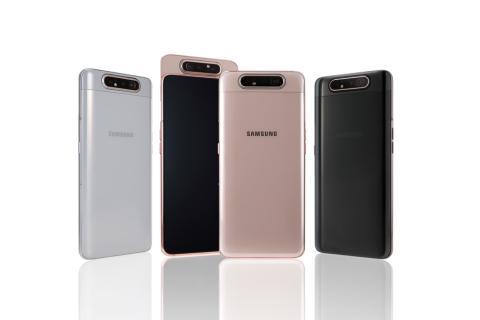 Samsung lanserer nye Galaxy A-serien som gir flere tilgang til innovasjon i toppklasse
