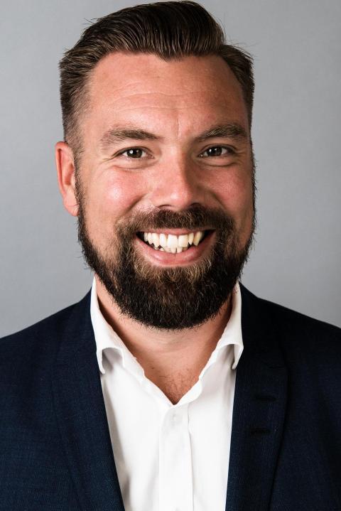 Fredrik Bardon – Branch Manager Stockholm Syd