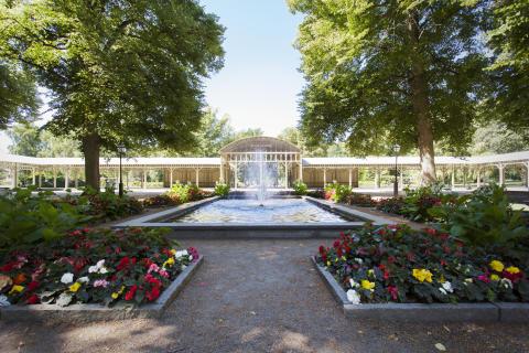 Var finns Sveriges mest inspirerande park?