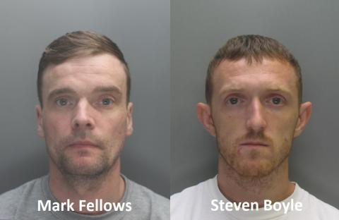 Two men sentenced to life behind bars for the murder of John Kinsella