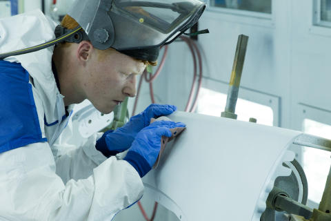 Nationwide apprentice, trained at Thatcham Research, to represent the UK at World Skills Abu Dhabi
