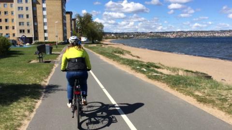 Jönköpings kommun undersöker nöjdheten bland cyklister