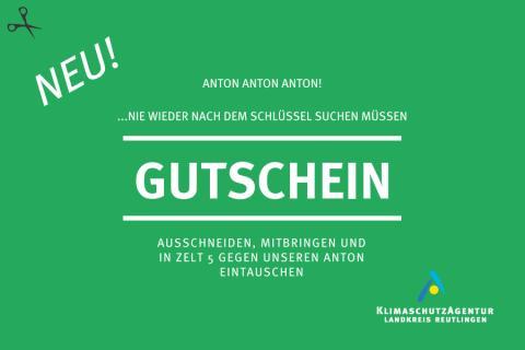 Gutschein ANTON