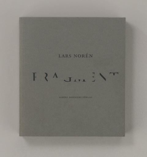 Fragment av Lars Norén