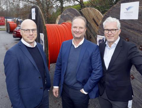 Ny aftale giver Telenor adgang til Nord Energis fibernet