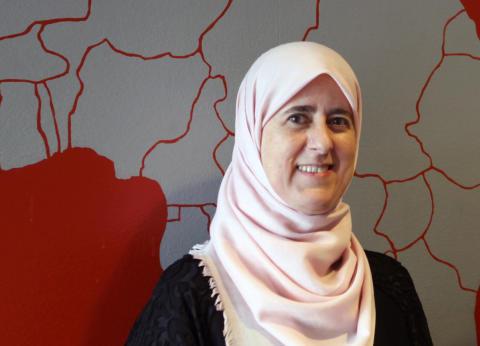 Helwah siktar på en forskarkarriär i Sverige