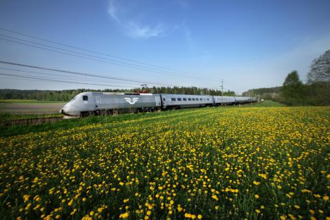SJ moderniserar SJ 2000-tågen