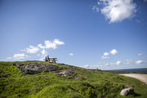 Upplevelser och utsikter på Hovdala vandringsfestival 21 september