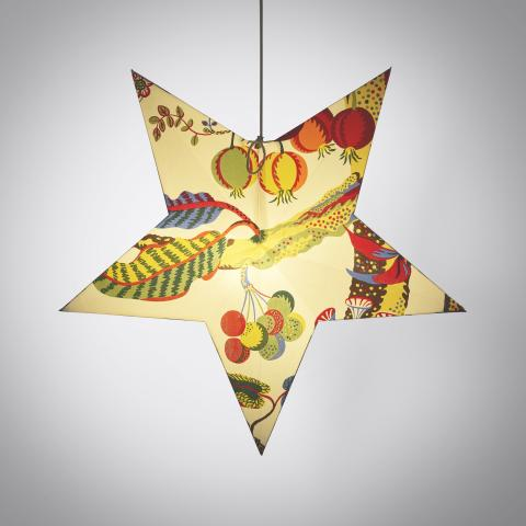 Svenskt_Tenn_Lamp_Advent_Star_Fabric_Vegetable_Tree_2