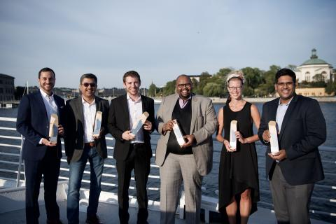 Global 2019 Urban Water Challenge Prize Winners Announced At World Water Week, Stockholm