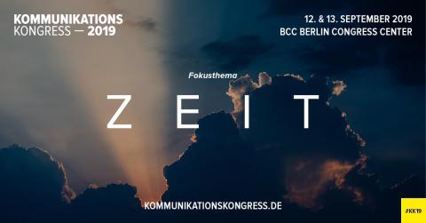 Kommunikationskongress 2019
